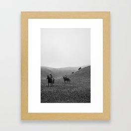 Ranch Two Framed Art Print
