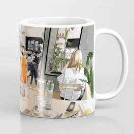 Coracle Cafe Coffee Mug