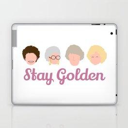 Stay Golden  (Golden Girls Inspired) Laptop & iPad Skin