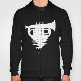 Baritone Horn March Musician Instrument I Funny print Gift Hoody