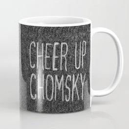Cheer Up Chomsky Coffee Mug