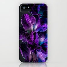 Blue and Purple  Slim Case iPhone (5, 5s)