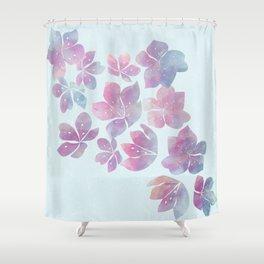 Flying fantasy Shower Curtain
