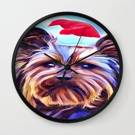 Kritty Kringles Wall Clock