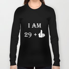 30th Birthday Vintage Made in 1988 birthday T-shirts Long Sleeve T-shirt