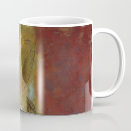 woman【Japanese painting】 Coffee Mug