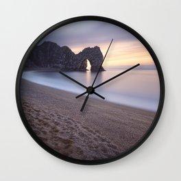 The Door Wall Clock