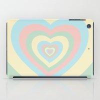 powerpuff girls iPad Cases featuring I need a powerpuff girls heart~ by Sara Eshak