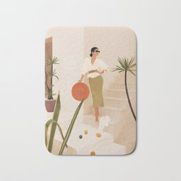 Wonders of the New Day Bath Mat