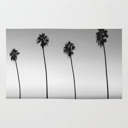 PALM TREES XVI / San Diego, California Rug