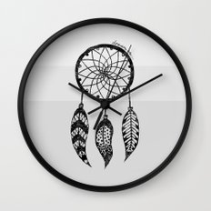 Dream On Wall Clock