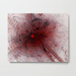 Mercurial Polyphony Metal Print