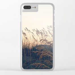 Boho Bliss Clear iPhone Case