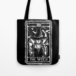 The Witch Tarot Tote Bag