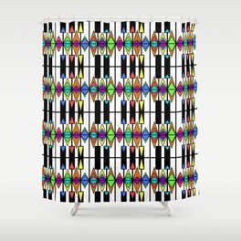 Minor Chords, 2230b Shower Curtain