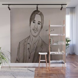 Justin Long by Double R Wall Mural
