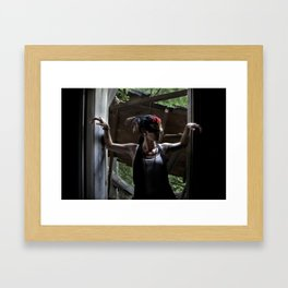 Beasts Of The Southern Wild Deux Framed Art Print