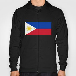 Philippines national flag Hoody