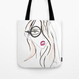 Lady Boss Tote Bag