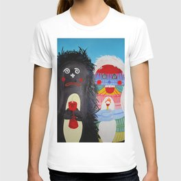 Bob and Scoob are Accidentally Abducted T-shirt
