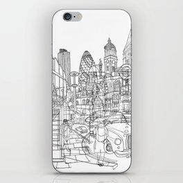 London! iPhone Skin
