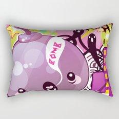 Bombs Rectangular Pillow
