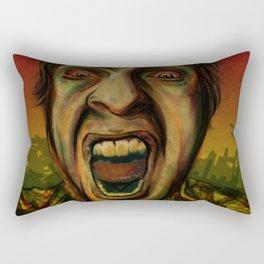 We hungry Rectangular Pillow