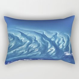 Caribbean Waters Rectangular Pillow