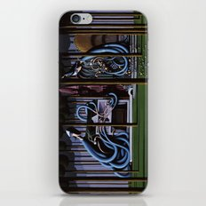 The Gateway to Her iPhone & iPod Skin