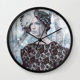 Couture Collection: Isabel Wall Clock