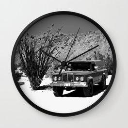 JeepJ300 Wall Clock