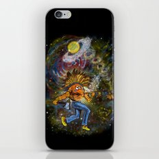 redskin planet iPhone & iPod Skin