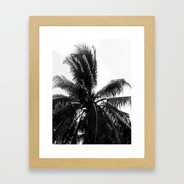 Boom tree Framed Art Print