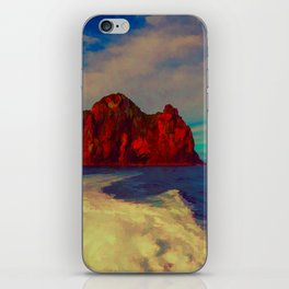 New Zealand, Bay of Islands - Hole in the Rock iPhone Skin