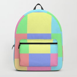 squares2. Backpack