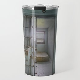 Solitary Confinement Cell Travel Mug