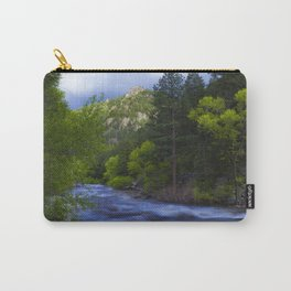 Platte River in May Carry-All Pouch