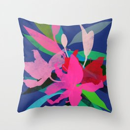 lily 13 Throw Pillow