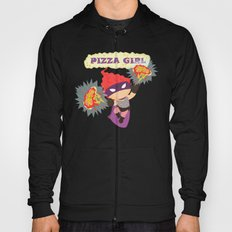 Pizzagirl Hoody