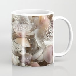 Tideline Beach Shells Coffee Mug