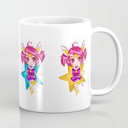 Star Guardian Lux- Blue background Coffee Mug