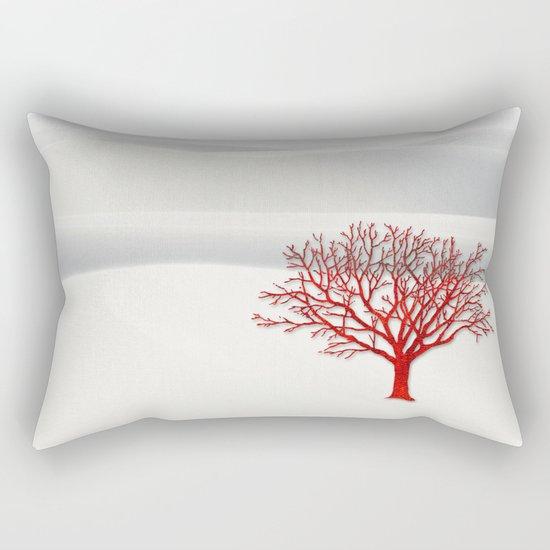 Coral Tree Fantasy 2 Rectangular Pillow