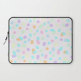 Fun Splodges of Color Laptop Sleeve