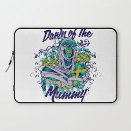 Dawn of the mummy Laptop Sleeve