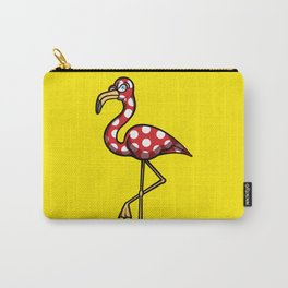 Flamingo Flamenco Carry-All Pouch