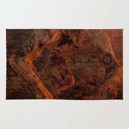 Undead Monstrosity - Horror Art Rug