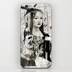 to be a woman, to be a girl iPhone & iPod Skin