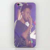 liam payne iPhone & iPod Skins featuring Liam Payne by Halle