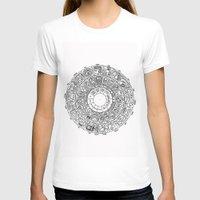 calendar T-shirts featuring Mayan Calendar by Mantis Galleries