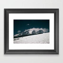 Mount Rainier VI Framed Art Print